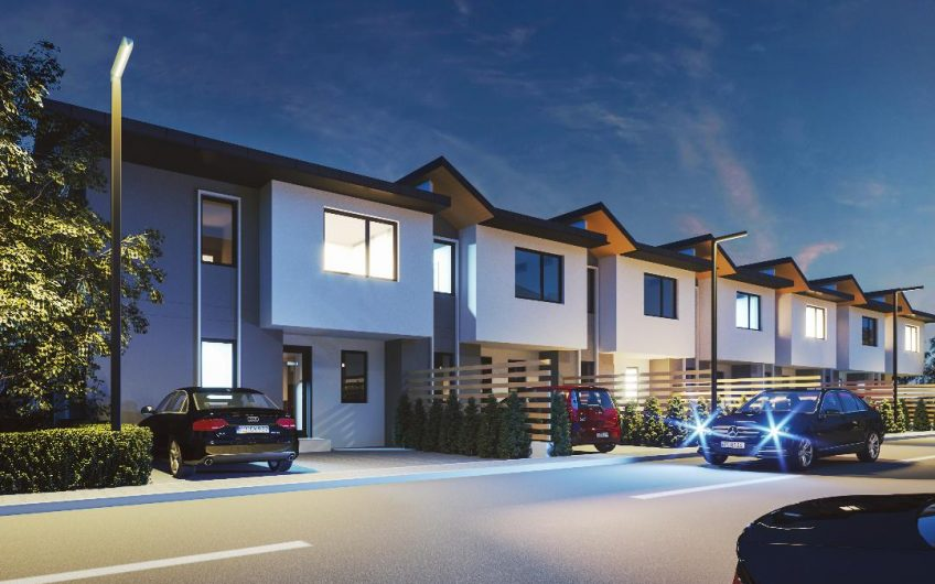 Casa Moderna Tunari – Otopeni